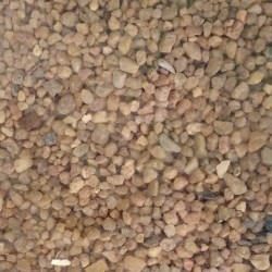 Χαλίκι φυσικό χαλαζιακό μπέζ 2-5mm 1kg