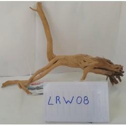 Amtra φυσικό ξύλο Redwood LRW08