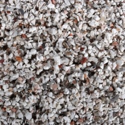 Aqua Della Aquarium gravel calstone 2-3mm-8kg