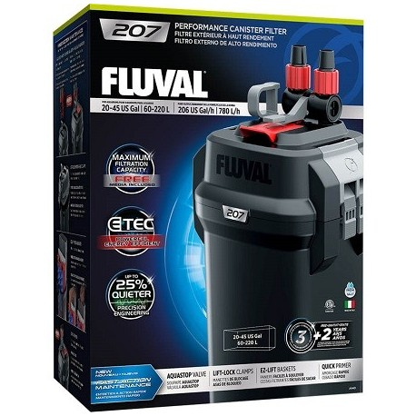 FLUVAL 207 εξωτερικό φίλτρο