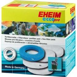 EHEIM 2616320 σετ σφουγγάρι & ενυδ.βαμβάκι για φίλτρα ecco pro 130/200/300