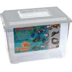 Wave πλαστικό ενυδρειο BOXLIFE EXTRA Λευκό