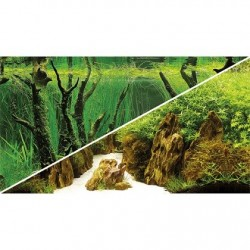 Hobby πόστερ 30 x 60cm διπλής όψης Canyon/Woodland