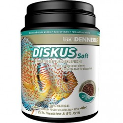 Dennerle DISKUS Soft Granules 1000ml/450g