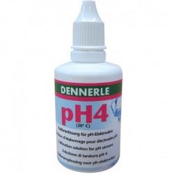 Dennerle υγρό καλυμπραρίσματος Ph 4 solution 50ml