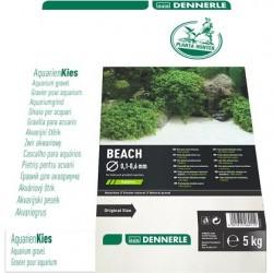 Dennerle Plantahunter natural gravel Beach 0.1-0.6mm 5kg
