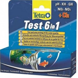 Tetra Tests 6 in 1 (25 τεμ)