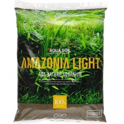 ADA AQUA SOIL POWDER AMAZONIA LIGHT 3lt