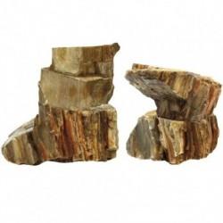 amtra φυσική πέτρα Petrified S 0.5kg (Διάφορα σχέδια)
