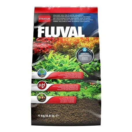FLUVAL Plant and Shrimp Stratum 4kg