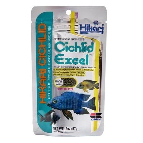 HIKARI Cichlid Excel Mini Pellet 57g