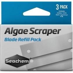 Seachem Algae Scraper Blade Refill 3 x Pack