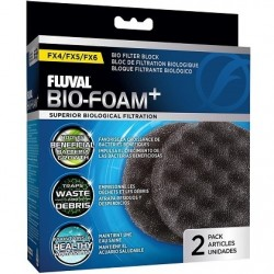 FLUVAL FX5/FX5/FX6 BIO-FOAM+ 2PACK