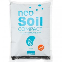 AQUARIO neo Soil COMPACT Shrimp Soil 3L