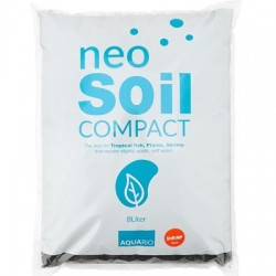 AQUARIO neo Soil COMPACT Shrimp Soil 8L