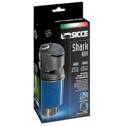 Sicce Shark ADV 600 Εσωτερικό φίλτρο