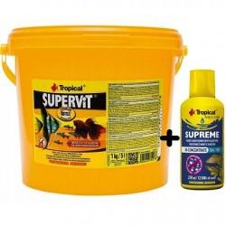 Tropical SUPERViT 1kg/5l+SUPREME 250ml