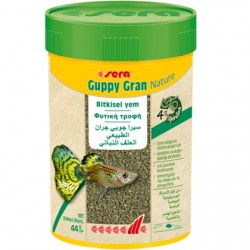 sera Guppy Gran Nature 100ml/44g