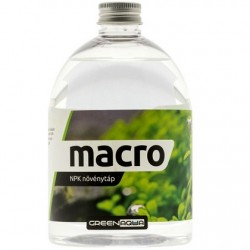 Green Aqua MACRO Plant Fertilizer 500ml