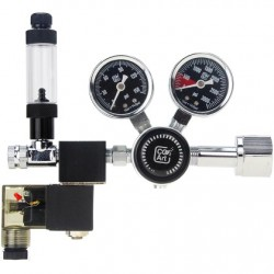 CO2Art Pro-Series Dual Stage CO2 Regulator
