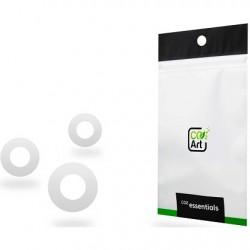 CO2Art 3x φλάντζες για τα μανόμετρα της σειράς Pro/Elite