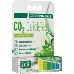 Dennerle CO2 QuickTest 2 τεμ.