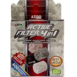 AZOO Filter media για κρεμαστό εξωτ.φίλτρο Mignon 150