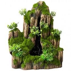 AQUA DELLA συνθετικό διακοσμητικό Waterfall moss rock S