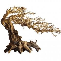 Strideways φυσικό χειροποίτητο ξύλο Wave Bonsai M