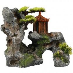 AQUA DELLA συνθετικό διακοσμητικό Mountain Shrine