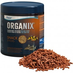 Oase ORGANIX Snack Sticks 550ml/250g