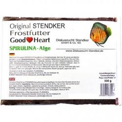 Stendker GoodHeart SPIRULINA 500g(Κατεψυγμένη)
