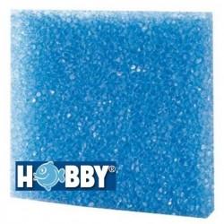 Hobby Μπλέ σφουγγάρι κοκκομετρίας 10 ppi (25x25x10cm)