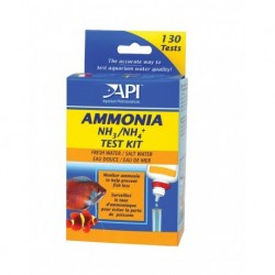 API AMMONIA NH3/NH4 TEST KIT (130 tests)