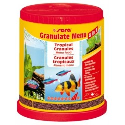 sera Granulate Menu 150ml/66g