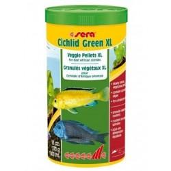 sera Cichlid Green XL 1000ml/370g