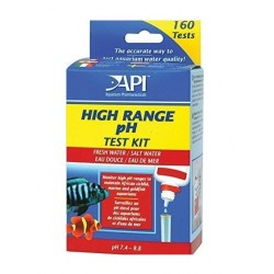API HIGT RANGE pH TEST KIT (160 tests)