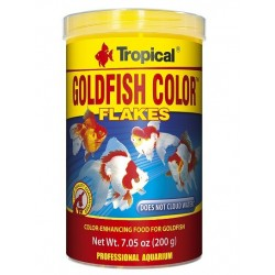 Tropical GOLDFISH COLOR FLAKES 50ml