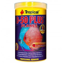 Tropical D-50 PLUS FLAKES 250ml