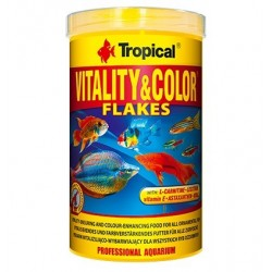 Tropical VITALITY & COLOR FLAKES 100ml/20g