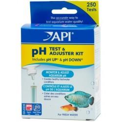 API pH Test & Adjuster Kit (250 tests)