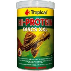 Tropical HI-PROTEIN DISCS XXL 1000ml/500gr