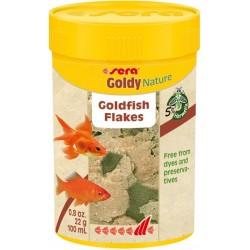 sera Goldy Nature Goldfish Flakes 100ml/22g