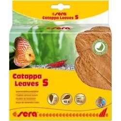 sera Catappa Leaves S (10 φύλλα/14cm)