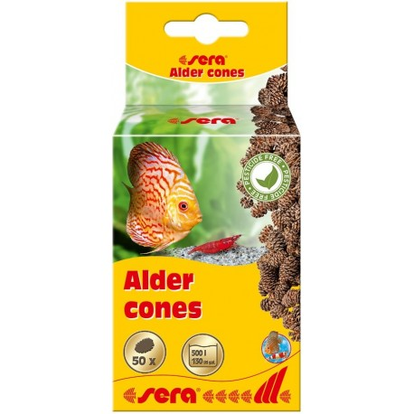 sera Alder cones (50 τεμ)