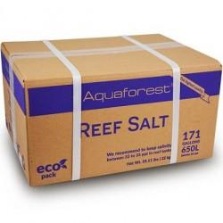 Aquaforest REEF SALT BOX 25kg