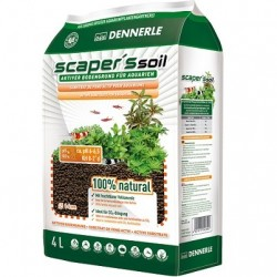 Dennerle Scapers Soil υπόστρωμα 1-4mm - 4L
