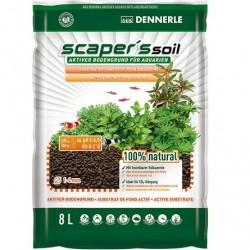 Dennerle Scaper's Soil υπόστρωμα 1-4mm - 8L